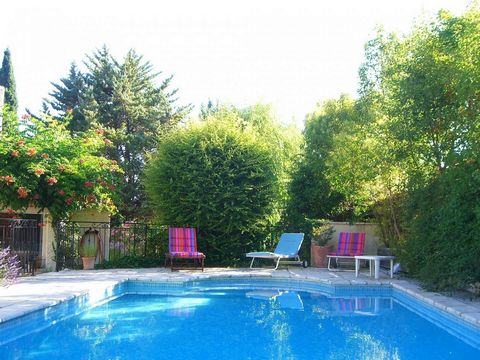 Vacation rental of a charming house with pool close to Aix en Provence. Beautiful Provence villa located in a calm environment near the Venelles village. This home offers many bedrooms and is fully equiped. Ideal for people looking to experience the ...