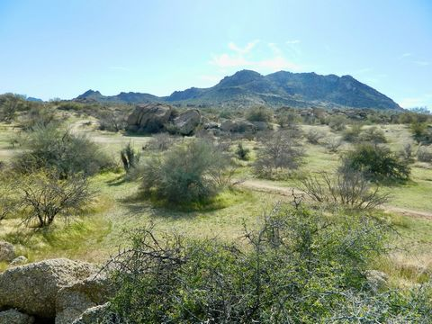 One-of-a-kind opportunity just north of Rio Verde Foothills featuring lush Sonoran desert, magnificent boulder outcroppings and stunning views, this property borders both high-end custom homes and Scottsdale's McDowell Sonoran Preserve. There remain ...