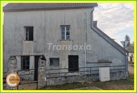 IMMO CENTRE (18) A 2H30 de PARIS 7 mn de NERONDESBelle petite maison à finir de rénover avec un beau potentiel elle a une superficie de 85 m² et vou