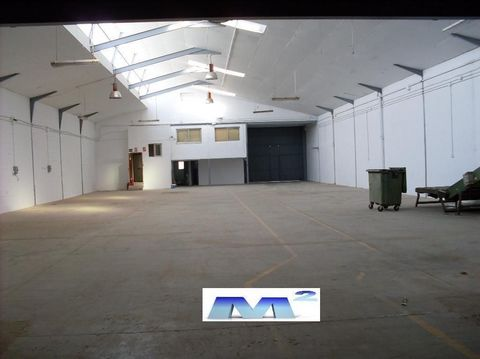 Industrial Warehouse for sale and rent in Ajalvir, with 1 and150 m2.