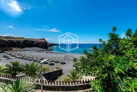 High profitability, ideal for investors!! Small complex of tourist apartments in the south of Tenerife, right in front of the sea!!! It consists of 17 commercial premises, all for rent that add up to a total constructed area of 1,398 m2; 22 apartment...