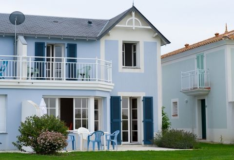 This holiday park lies on the Atlantic Coast and contains very comfortable holiday apartments, villas and cottages. The center of Saint Gilles Croix de Vie is about 8 kilometers away (by car) and has beautiful sandy beaches, a fishing port and cozy r...