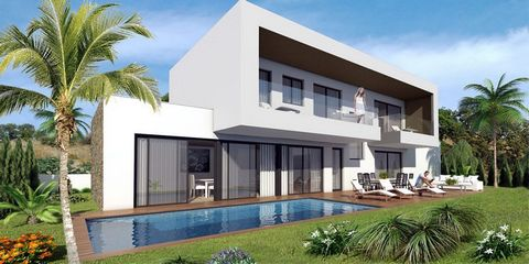 San Diego is a residential villa urbanisation set in San Roque, Cadiz and 5 mins drive from the marinas of Sotogrande and La Duquesa. From this elevated vantage point views of the coastline can be enjoyed both to the South and East looking out to Ceu...