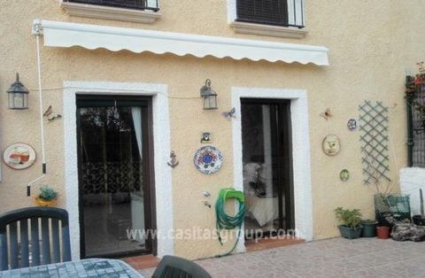 A Compact modern ground floor Apartment in a new building in the village of Aigues finished in a traditional style. Door from street with Entry Phone into the living room with phone/TV Points. To the left is a Balcony which has been glazed to make a ...