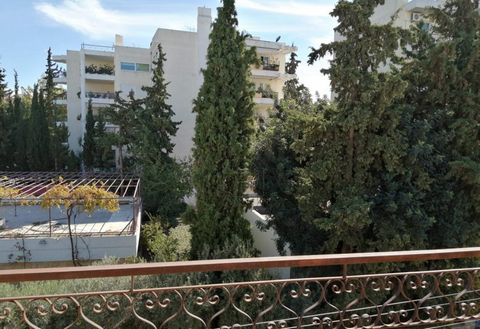 Agia Paraskevi, northern suburb of Athens. For sale unfinished apartment of  125sq.m. on the 3rd floor of family building. The apartment consists of large open space (living room, dining room, kitchen), 2 large bedrooms, large loft, 2 bathrooms, larg...