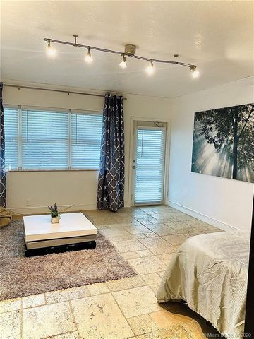 Completely Renovated, Rare find , Short term leasing permitted (Airbnb) by Miami Beach in this zone! Call for more information Great for Investor Buyer! Parking space included (unassigned) unit with tiled floors, & California closets, stainless steel...