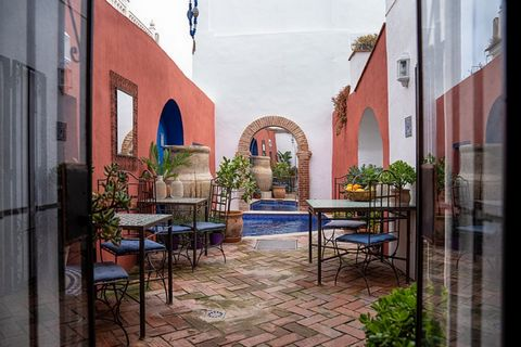The lovely B&B is situated in Pinos Del Valle, a typical traditional whitewashed village in the Lecrin Valley (the Valley of Happiness) and is in an authentic 250 year old townhouse. Recently renovated and tastefully decorated to a very high standard...