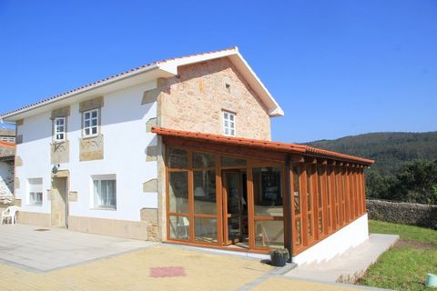 Gwyn ty mor 79 Corme Aldea is a four-bedroom stone –built house situated in its own grounds surrounded by 2 metre high stone wall within the village of Corme Aldea which lies some 60Km south from the city of A Coruna.and#13;and#13;The house has been ...