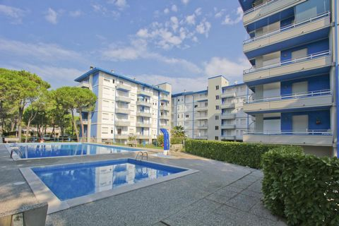 Comfortable apartment-house on 5 floors with lift. Located in a verdant position and close to the harbour Marina Uno, 550 m from the beach and 300 m from commercial area. Swimming-pool for adults and children, reception, colour-TV, air conditioning. ...