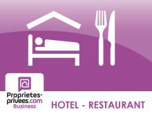 hôtel restaurant - morbihan