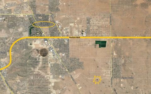 Located in El Paso. *** Investor Special*** 0.25-acres in the Eastern part of the county, just South of Horizon City. This property is an amazing investment opportunity due to the amount of growth coming from El Paso City. The property currently does...