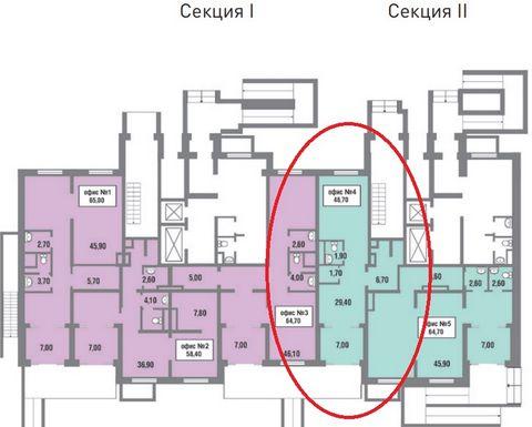 Проектом предусматривается строительство Монолитно-кирпич- ного 22-этажного, 7-секционного жилого дома. Общая площадь жилого дома –56623,20 кв. м., общая площадь жилых помещений – 37175,10 кв. м., общая площадь нежилых помещений 1976,40 кв. м. Мощ...