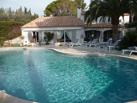 Cannes / Cannet villa 5 chambres avec piscine