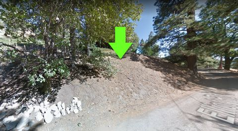 Located in Crestline. 5595 Sq.Ft. Lot located on Elliot Road, Cederpines, Crestline CA92322. The Lot has an upside slope not steep with wooded areas toward the top. Crestline nestled in the San Bernardino hills is a perfect place still to buy land an...