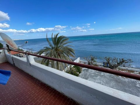 Ierapetra Two apartments of a total of 120m2 right by the sea just 4km from Ierapetra. The first apartment is approximately 55m2 and consists of two bedrooms, a bathroom and an open plan living area with kitchen. It has a balcony and enjoys lovely se...