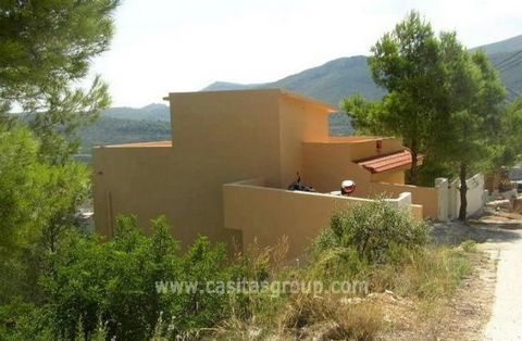 A Newly built Detached Villa near completion on the brow of a Hill in Almiserat. Spread over 3 Floors There is a spacious Dining Room with panoramic views from the picture windows. The Separate Kitchen is very large and leads into a Dining Room. Upst...