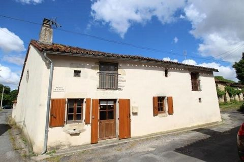 Property Features Bedrooms : 2 Bathrooms : 1 Reception Rooms : 2 Plot (m2) : 200 Habitable area (m2) : 100 State of Repair : Habitable Drainage : Fosse (non conforming) Heating system : Wood burner and electric Taxe foncière (EUR) : 912 (2019) Neares...