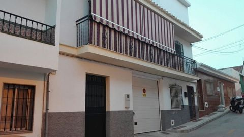 6 bedroom town house with a garage with automatic door and wash basin, leading to a self contained apartment with large living area comprising bedroom 5, shower room, kitchen/dining room, open space with enough room to make another 2 bedroom if requi...