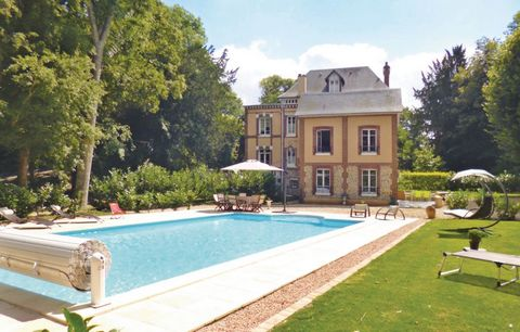 Stunning 7 Bedroom French Mansion, Fleury-sur-Andelle, Eure, Normandy, France Euroresales Property ID – 9826214 PROPERTY LOCATION 7 route de vandrimare Fleury-sur-Andelle Eure 27380 France PROPERTY OVERVIEW With its glorious natural scenery and charm...