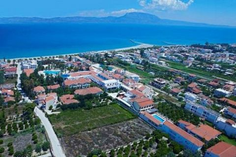 Plot of land for sale in Neratza, Corinth in the Municipality of Velos. The plot of 1860 sq.m. located 100 m from the sea, within the residential area of a seaside village with groceries, taverns, churches, etc. It is five minutes walk from the se...