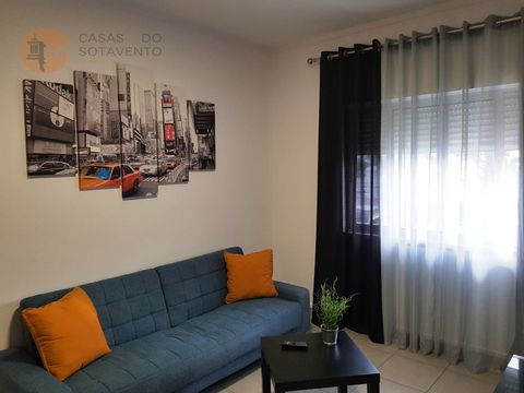 Apartment in Monte Gordo, near the beach. Consisting of 1 bedroom, 1 wc, 1 living room/kitchen, Rent from October to May Book your visit. Energy Rating: D #ref:CS-APT-83186