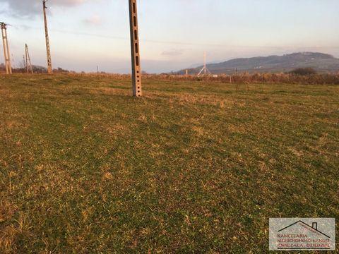 Na sprzedaż teren o powierzchni 1,3623 ha pod budowę hali produkcyjnej, magazynu w Ogrodzonej - Gmina Dębowiec. Wg aktualnego miejscowego planu zagospodarowania jest to teren produkcyjno-usługowy o przeznaczeniu podstawowym : - obiekty produkcyjne, -...