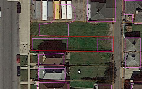 Located in East Chicago. This property is .08 Acres of residential land. There used to be a home on the property that has since been demolished. The land is flat and easily buildable.