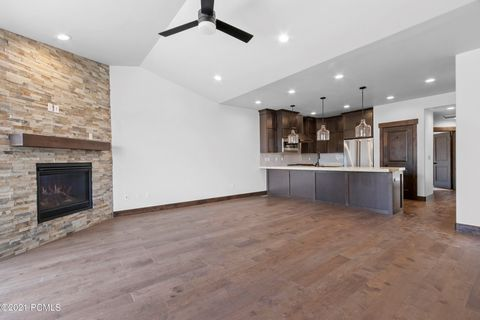 Last two townhomes available in our highly anticipated Phase 7. Black Rock Ridge townhome just 7 minutes to Main Street Park City with outstanding views of Deer Valley and Park City Mountain Resort. Fully upgraded to include a fireplace, covered deck...