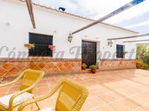 Country property in Triana. 3 Bedrooms. 2 Bathrooms. Terraces and pool.