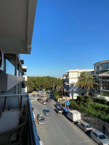 For sale an apartment at Heraklion, Crete. The apartment is 95 sq.m., on the 2nd floor, 2 bedrooms, built in '82, bathroom, central heating, free,alsosuitable for commercial use, with unobstructed view, needs renovation. The value of thisproperty ...