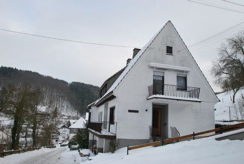 The accommodation is directly located on the forest margin, so if you are looking for peace and relaxation, you're in the right place. The village is characterized by the lovely half-timbered houses and agricultural buildings, and was subjected to in...