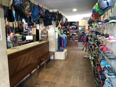 This is a fantastic opportunity to own a well established outdoors and sports equipment shop in the foothills of the Sierra Nevada National Park in the Granada area. The shop itself is a short drive from Granada and it's location has it positioned as...