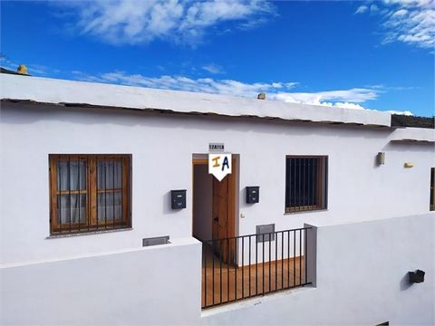 EXCLUSIVE to us. This apartment is located over 1000 metres above sea level in the municipality of Nevada, in the Alpujarra region of Granada, specifically in the town of Laroles, capital of the municipality and noted for its production of chestnuts,...