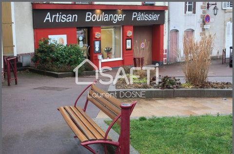 Business of a beautiful Artisanal Bakery-Pastry shop in the heart of Bulgneville. Close to a motorway exit of the A31, Contrexéville and Vittel, this backery is located on the main square of this charming tourist town of Bulgneville. This square is t...
