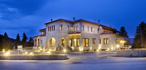 Luxury Hotel for Sale in Spectacular Location, Chrysomilia, Trikala, Meteora, Greece Euroresales Property ID – 9826266 PROPERTY LOCATION Petrouli- Mourgkani, Chrysomilia, Trikala, Meteora, Greece PROPERTY OVERVIEW Thanks to its glorious climate, stun...