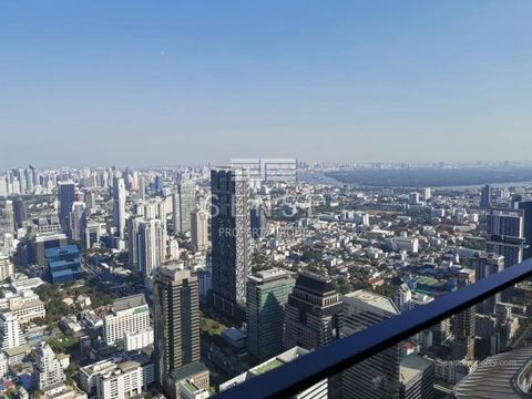 Property of 363 sq.m at The Ritz - Carlton Residences at MahaNakhon in West Sathorn-Silom. This property consists in 3 bedroom, Air-conditioning, Storage room, High floor, Balcony/terrace, Maid area. The Ritz - Carlton Residences at MahaNakhon offers...