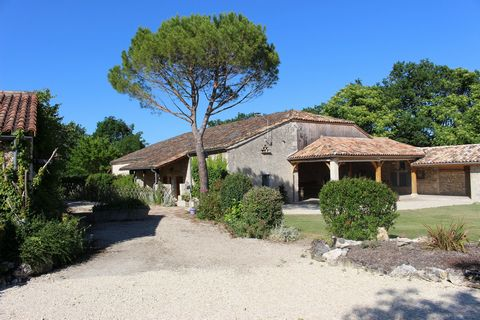 A superb and rare holiday rental property with capacity for weddings and business functions. Comprising a comfortable 3 bedroom family home along with 8 gites, a further chambre d'hote, spacious entertaining areas including TV room, covered dining ar...